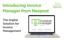 Introducing Invoice Manager from Neopost