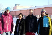 LTU i Sveriges största designtävling