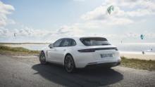 Den mest kraftfulde Sport Turismo bliver en plug-in-hybrid