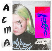 """Finska stjärnan ALMA's nya singel """"When I Die"""""""
