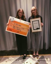 JURA – Jönköping University Rowing Association utsågs till Årets förening vid Studentidrottsforum 2019