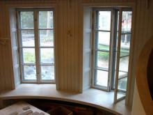 Nytt superfönster ger lägre energikostnader
