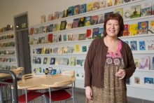 Anna Hansson-Bittár tilldelas Sveriges stora Skolledarpris