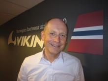 Trond Langeland er ansatt som ny adm. direktør i Viking Outdoor Footwear AS.