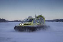 Inbjudan till media: Överlämning av svävare i Norrköping till Sjöräddningssällskapet