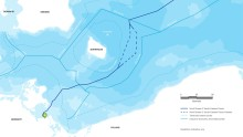 New Nord Stream 2 application for two southern route options