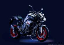 ロードスポーツ「MT-10 ABS」をカラーチェンジ MTシリーズ最高峰モデルに相応しい存在感を演出
