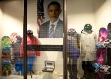Obama til Oslo Vinterpark