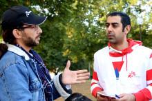 Läkare Utan Gränser deltar i Järvaveckan för att stå upp för rätten till vård