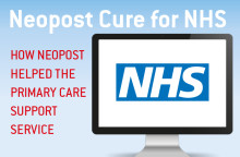 Neopost cure for NHS