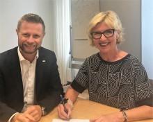 Toril Bariusdotter Ressem gjenvalgt som styreleder i Norsk Helsenett