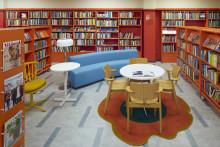 Nyöppning av biblioteken i Aspudden, Sköndal och Hagsätra