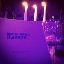 imagineear with Mynewsdesk is highly commended for Best Online Newsroom during the Digital Impact Awards