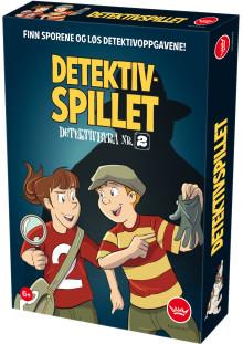 Nå kan DU være en detektiv i «Detektivbyrå nr 2!»