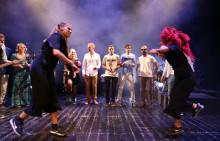 Svenska artister på kulturfestival i Betlehem med Bilda