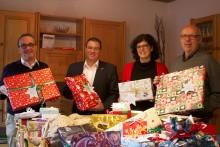 Villeroy & Boch-Mitarbeiter erfüllen Kindern Weihnachtswünsche