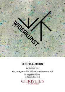 Auktionskatalog - WIDE(R)KUNST