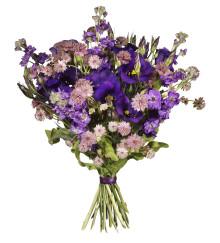 Uppvakta med blommor på Mors dag
