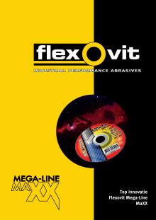 Flexovit Mega-Line MaXX Cut