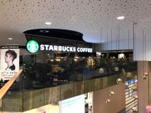 Starbucks Norge inviterer presse og media til den offisielle åpningen av nye Starbucks på Kvadrat Kjøpesenter