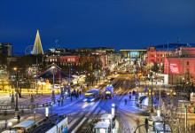 Nu invigs Julstaden Göteborg