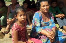 Barn som förlorat allt har rätt till utbildning i säkra skolor