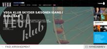 VEGA præsenterer ny hjemmeside med friskt design og spændende nye funktioner