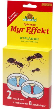 Myrfritt ute och inne med Myr Effekt