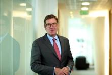 Peter Mockler omvald till global ledare för BearingPoint
