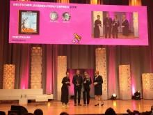 Øyvind Torseter tildelt Deutscher Jugendliteraturpreis 2018