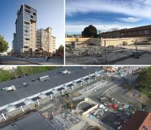 Nu byggstartar Riksbyggens första bostadshus i Partille