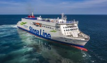 Stena Estrid successfully completes sea trials
