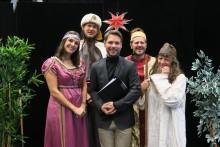 Soppa, teater och Lilla Nasaret