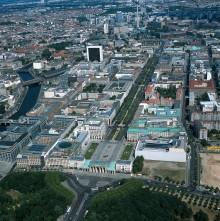 Opplev utsikten over Tysklands hovedstad Berlin