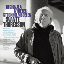 Svante Thuresson seglar upp på en 6e plats som nykomling på Sverigetopplistan!