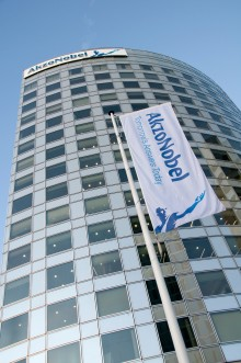 AkzoNobel reports strong start to the year