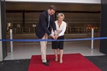 Idag invigdes Stockholms första förbehandlingsanläggning för biogas i Huddinge