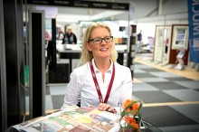 Petra Larsson ny VD på CompassFairs Sweden AB
