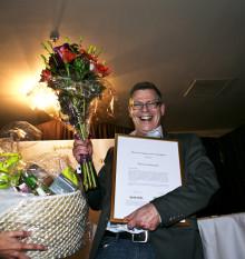 """Scandics Thomas Harmgardt är """"Årets mest inspirerande medarbetare"""" 2012"""