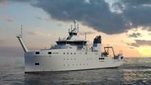 Kongsberg Maritime selected to equip state-of-the-art replacement for long-serving Belgian research vessel