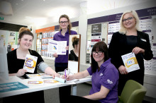 Free blood pressure clinic in Sunderland results in 40% of participants being referred to a GP