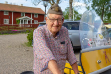 Kjell – vägens riddare sedan 60 år