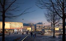Malmström & Edström och Tyréns lägger fram förslag på Hedens framtida utveckling