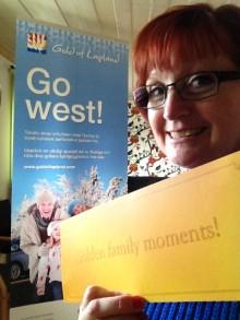 Go West – uppmanar Gold of Lapland