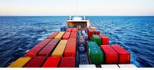 Sjötransporter till & från Medelhavet - ett mer hållbart alternativ