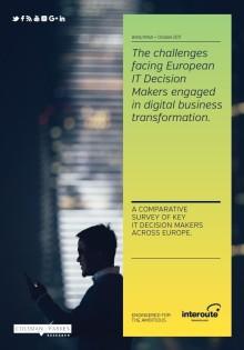 Brexit påvirker det danske erhvervslivs digitale transformation