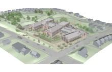 Skanska moderniserar och bygger ut skola i Washington DC, USA, för cirka 430 miljoner kronor