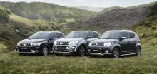 Sommertilbud på SUV'ere hos Suzuki