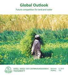 Ny skrift! Global Outlook – Future competition for land and water