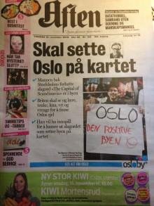 Mannen bakom The Capital of Scandinavia utvecklar Oslos varumärke